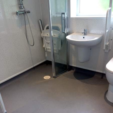 Wetroom Installers in Tamworth and The Midlands