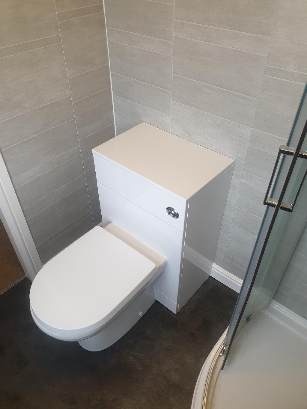 Bathroom Fitted for Mrs Daly in Tamworth1