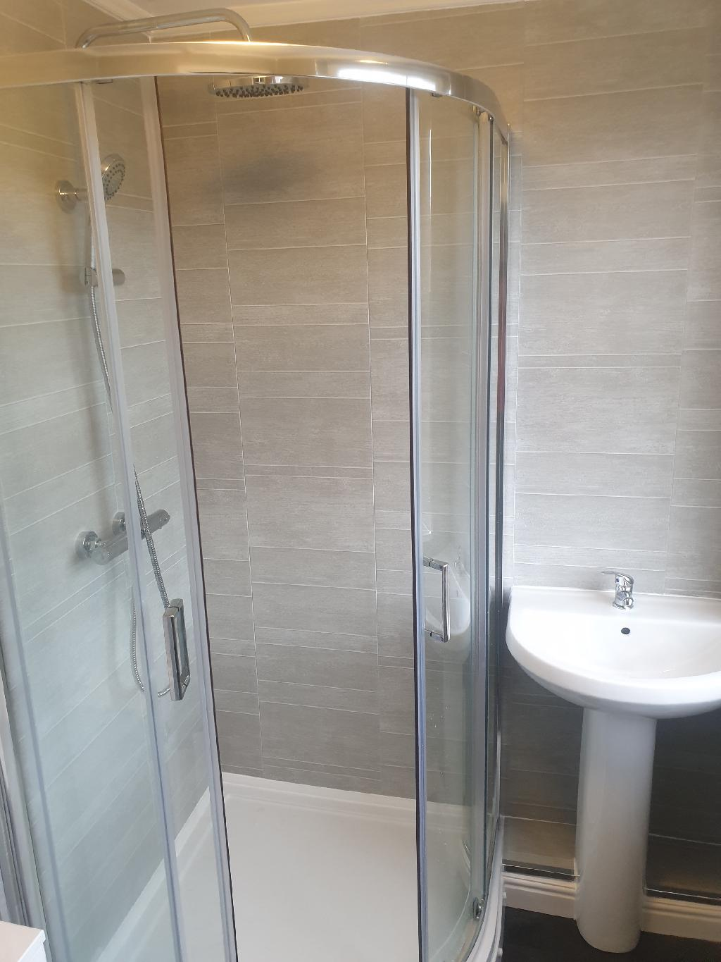 Bathroom Fitted for Mrs Daly in Tamworth7