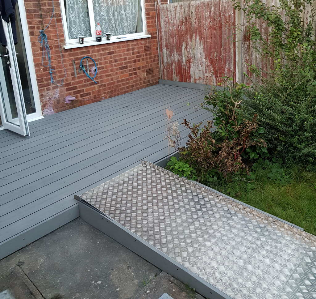 Easy Access Gardens Amp Wheelchair Ramps Bml Pro Tamworth