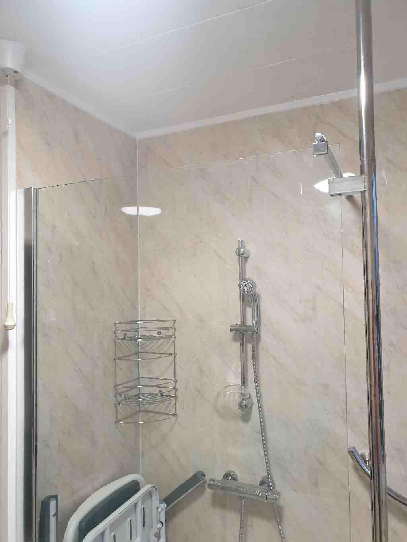 Gallery Easy Access walk in shower Kings Heath Mrs Grainger 01