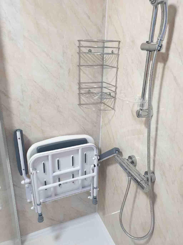 Gallery Easy Access walk in shower Kings Heath Mrs Grainger 03