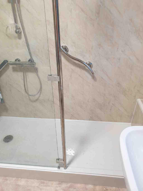 Gallery Easy Access walk in shower Kings Heath Mrs Grainger 04