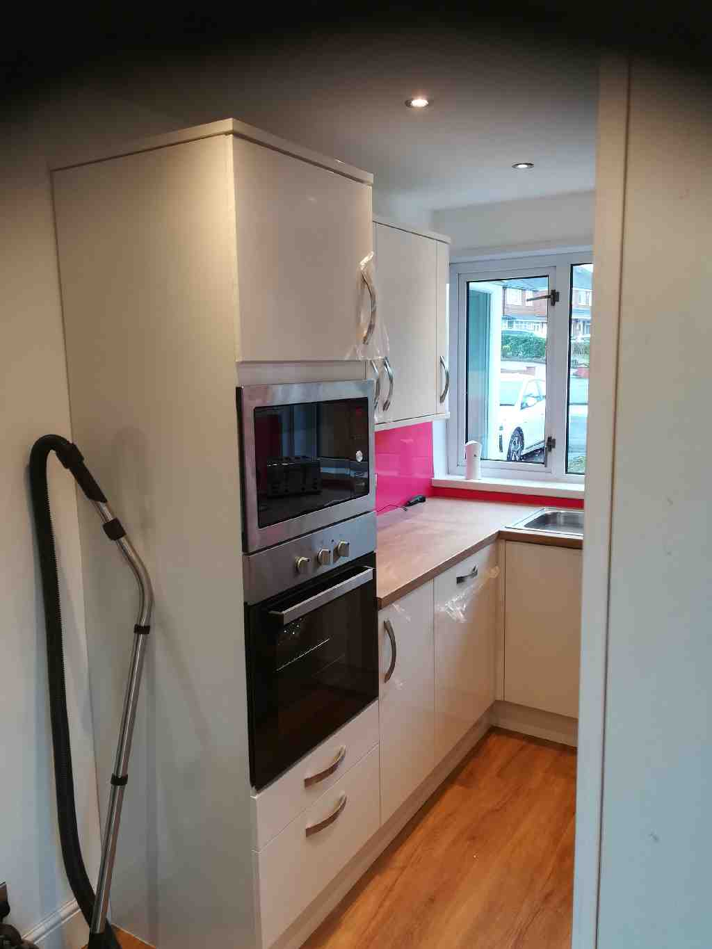 Gallery Kitchens for Visually Impaired Great Barr Birmingham 04