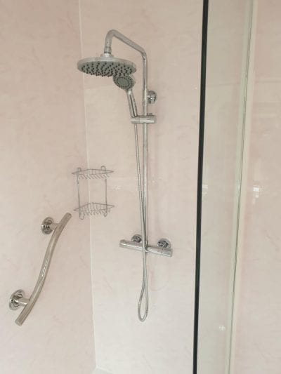 New Ensuite Bathroom Fitter in Walsall Mrs Holmes Walsall Shower Room Installer Grab Rail