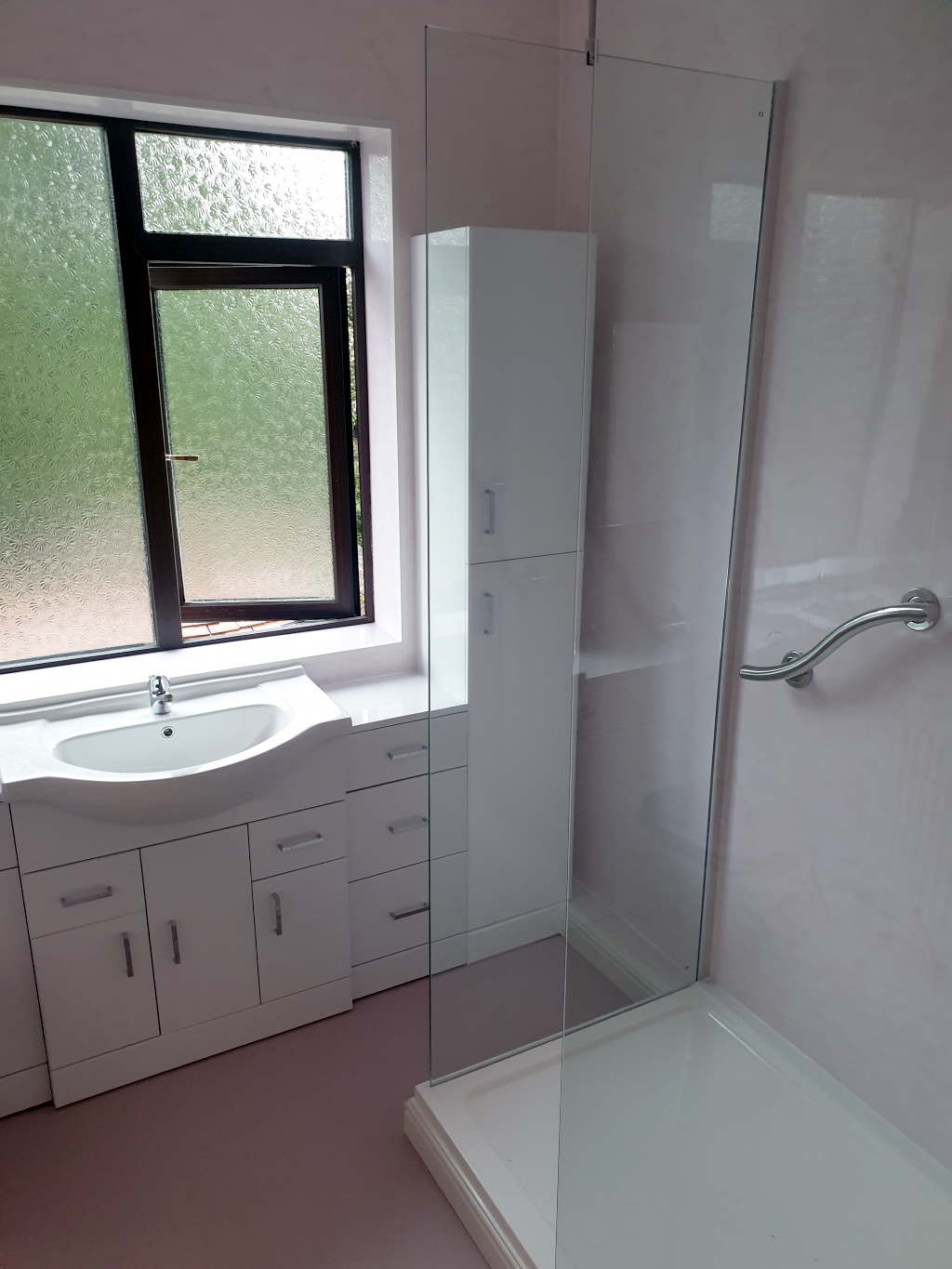 New Ensuite Bathroom Fitter in Walsall Mrs Holmes Walsall Shower Room Installer