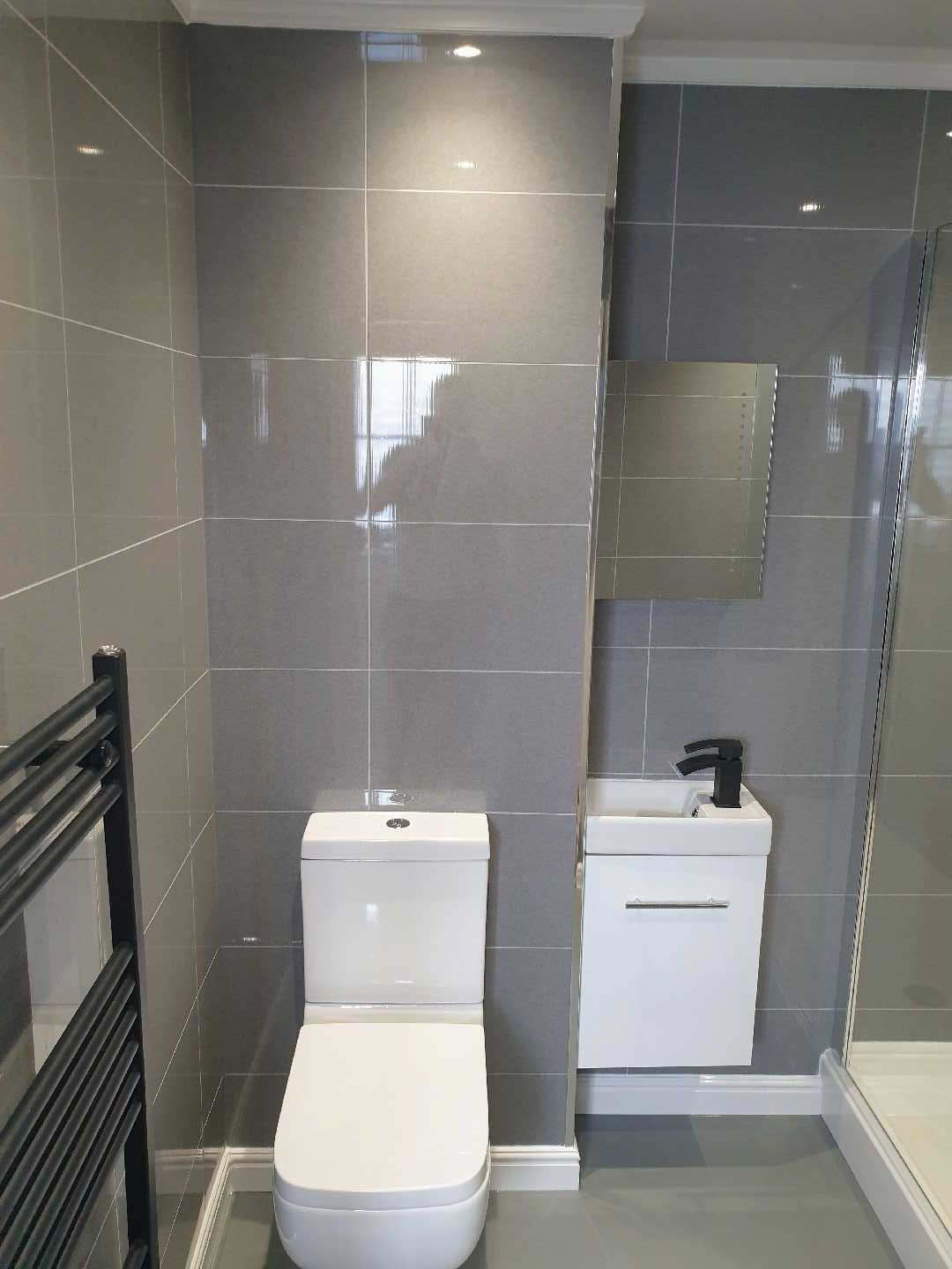 Walk in Shower Installed in Wednesbury