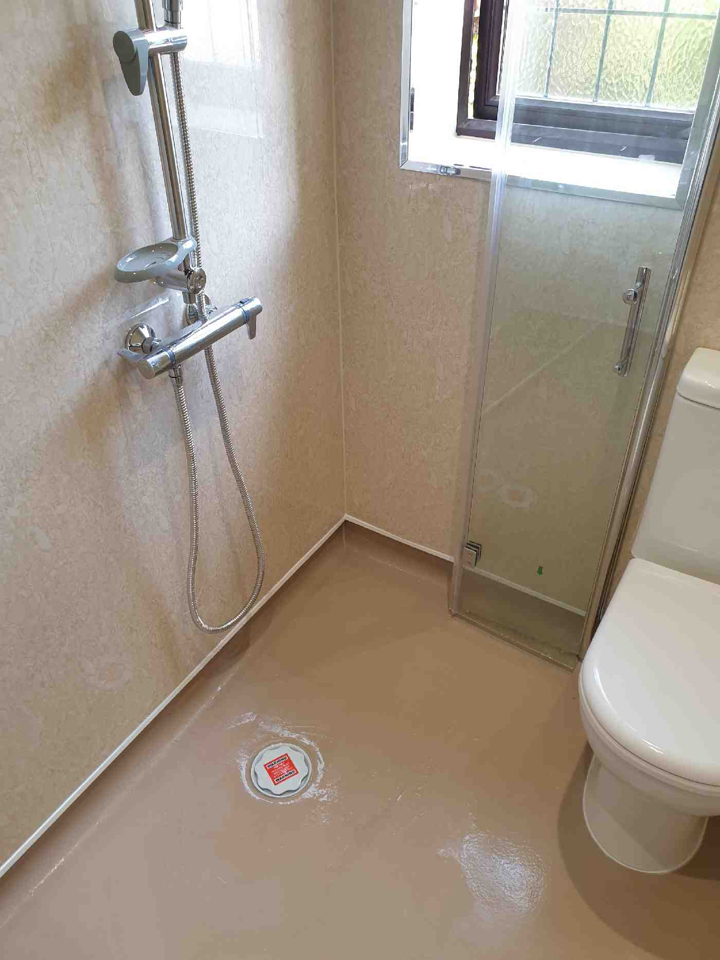 Portfolio wetroom conversion company lichfield 3