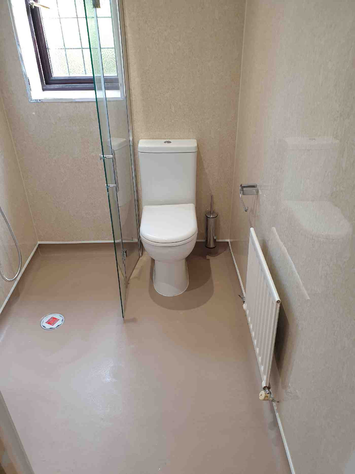 Portfolio wetroom conversion company lichfield 6