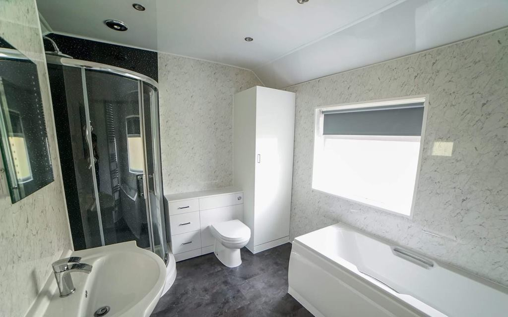 After image of Room converted to Luxury Bathroom in Birmingham home with a Walk in Showers - Before - Mags & Martin in Birmingham