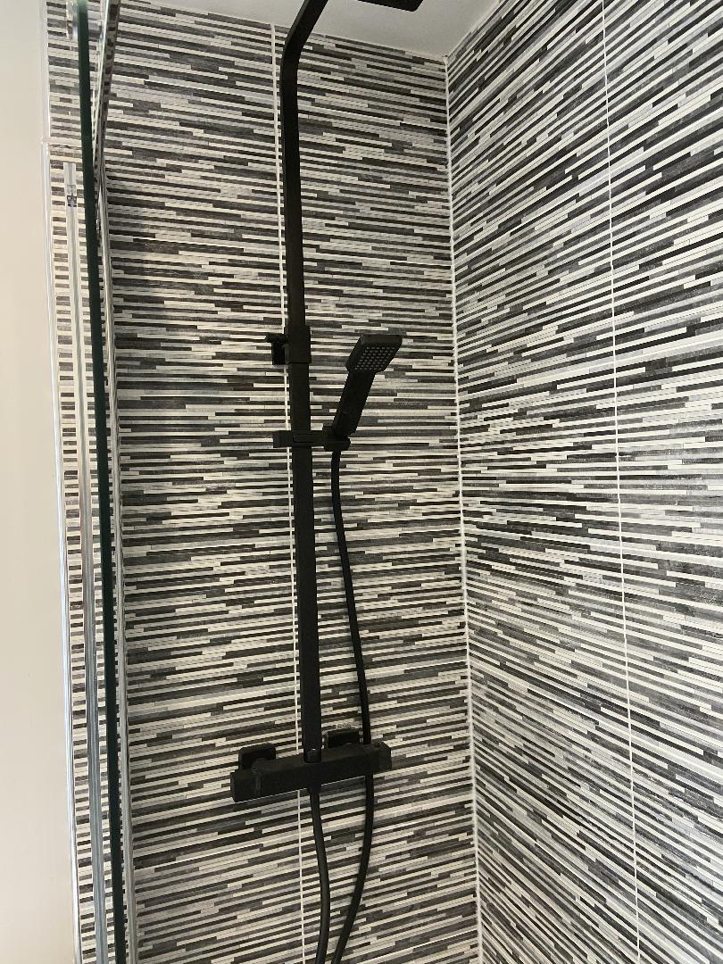 Walk in shower bathroom conversion bespoke 6