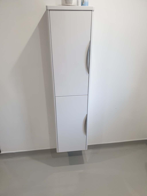 Wetroom Off floor Cabinet Bathroom Unit Mrs Alvery Nottingham