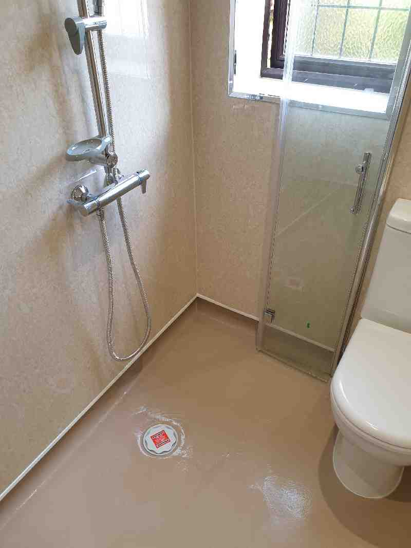 Wetroom conversion company lichfield eg june 2020 3