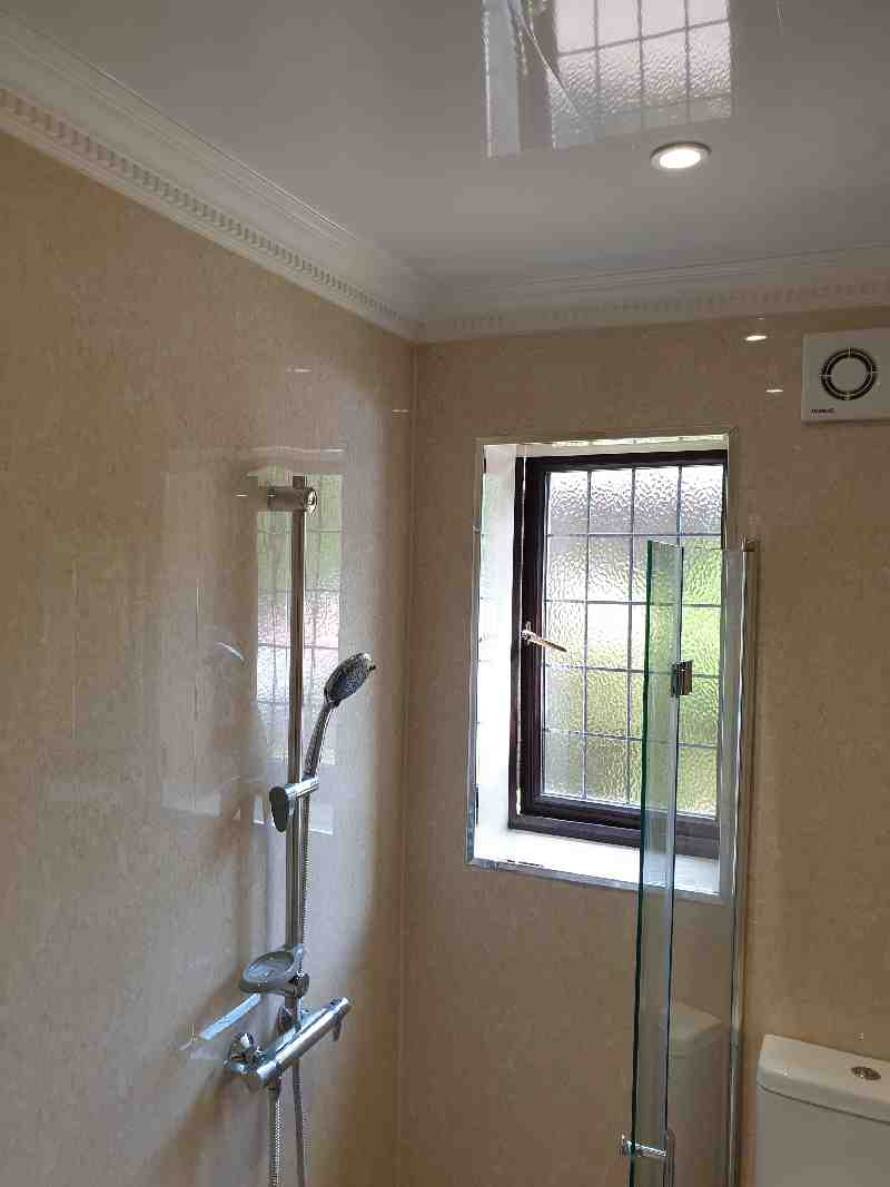 Wetroom conversion company lichfield eg june 2020 7